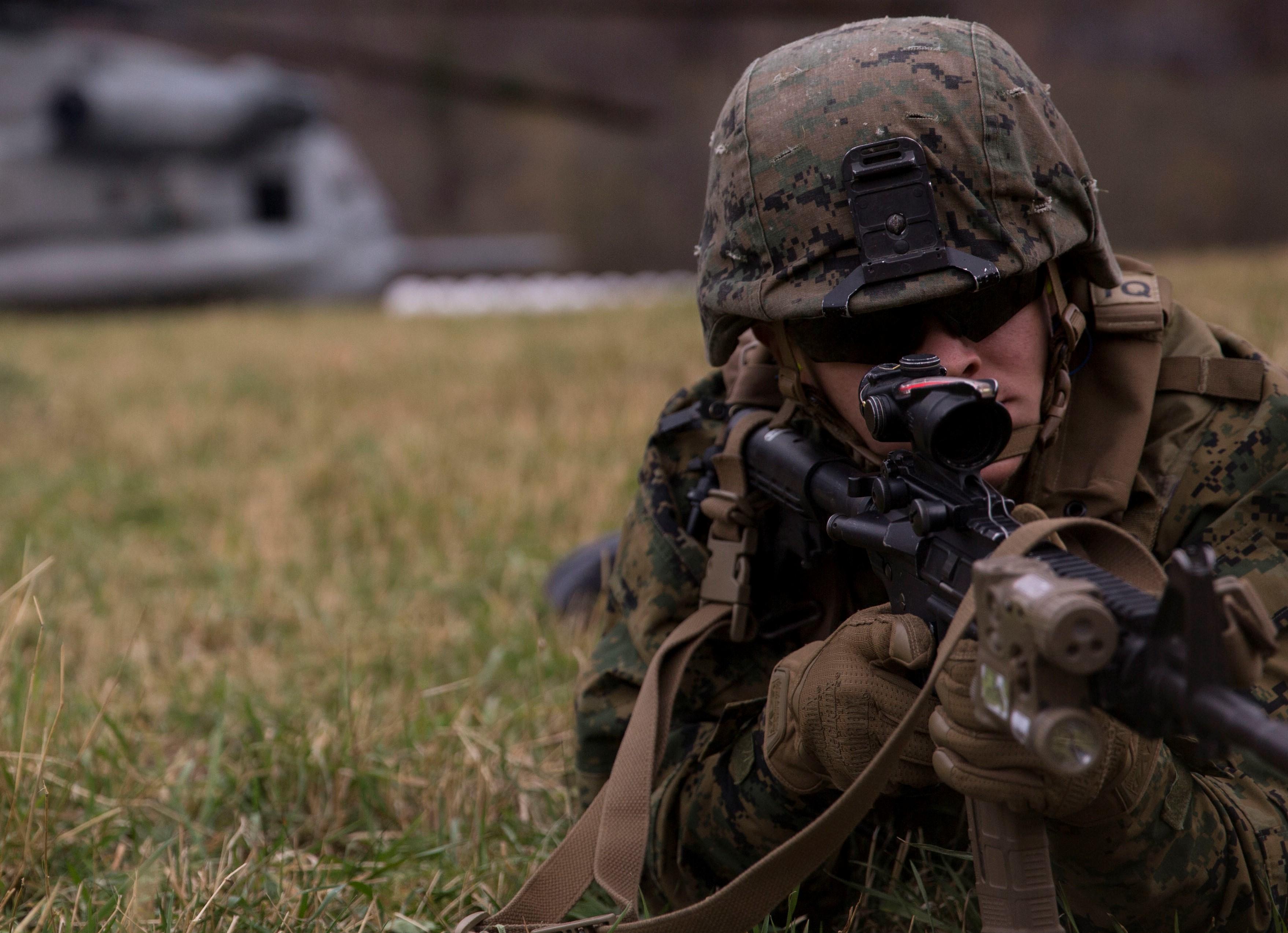 II Marine Expeditionary Force